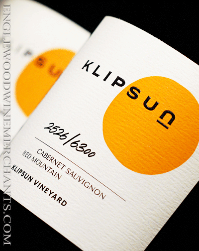 "2017 Klipsun, ""Klipsun Vineyard"" Cabernet Sauvignon, Red Mountain"