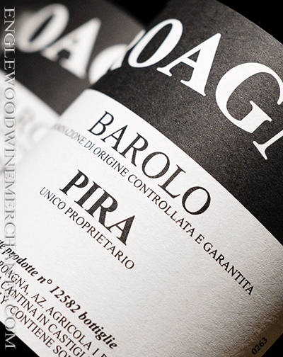 "2015 Roagna, Barolo ""Pira"""