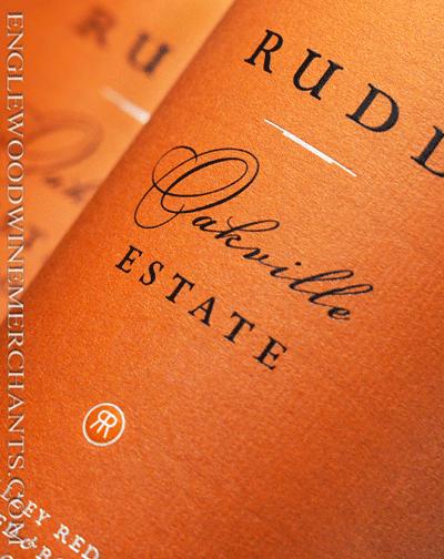 "2016 Rudd, ""Oakville Estate"" Proprietary Red, Napa Valley"