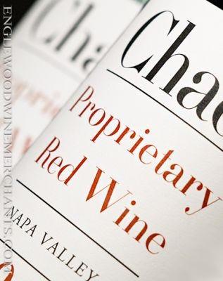 2018 Chad, Proprietary Red Wine, Napa Valley