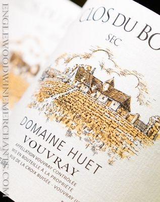 2019 Domaine Huet Vouvray Clos du Bourg Sec