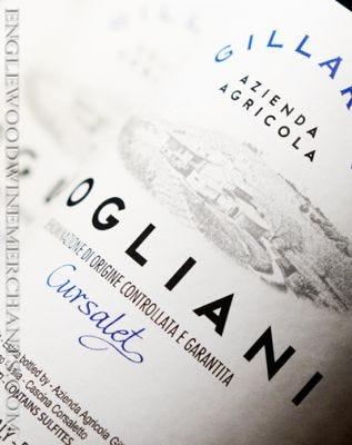 "2015 Gillardi, Dogliani ""Cursalet"""