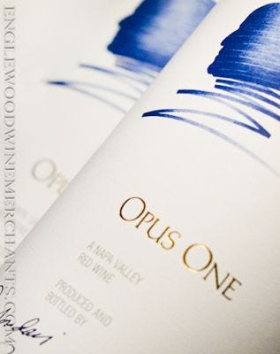 2017 Opus One, Napa Valley