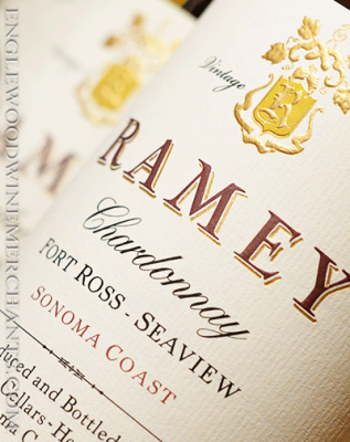 "2018 Ramey, Chardonnay ""Fort Ross - Seaview"" Sonoma Coast"