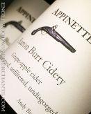 Aaron Burr, Appinette Cider