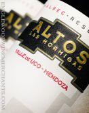 """Altos Las Hormigas, """"Reserve"""" Malbec"""