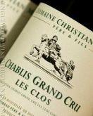 "2016 Domaine Christian Moreau, ""Les Clos"" Grand Cru Chablis"