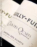 Clos des Quarts, Pouilly-Fuisse