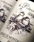 """2016 Le Potazzine """"Gorelli"""" Rosso di Montalcino"""
