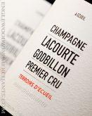 Lacourte Godbillon, 1er Cru Brut Champagne, Ecueil
