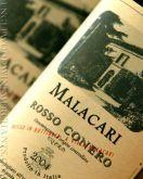 Villa Malacari, Rosso Conero