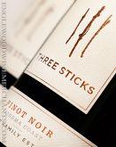 """2018 Three Sticks, Pinot Noir """"Price Family Estates"""" Sonoma Coast"""