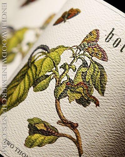 "2017 Antica Terra, ""Botanica"" Pinot Noir, Willamette Valley"
