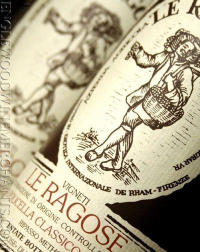 """2011 Le Ragose, Valpolicella Classico, """"Ripasso"""" - Base"""
