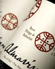 2017 Almaviva by Baron Philippe de Rothschild