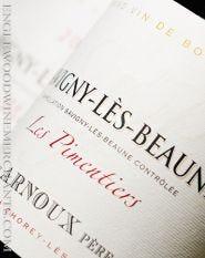 """Domaine Arnoux, Savigny-lès-Beaune """"Les Pimentiers"""""""