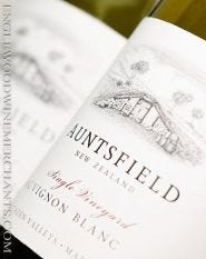 "2018 Auntsfield, ""Single Vineyard"" Sauvignon Blanc, New Zealand"