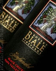 "2017 Robert Biale, ""Black Chicken"" Zinfandel"
