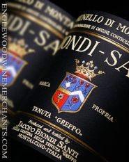 Biondi Santi, Brunello di Montalcino