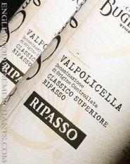 BUGLIONI, Ripasso Valpolicella