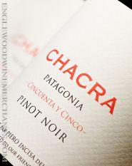 """2019 Chacra, """"Cincuenta y Cinco"""" Pinot Noir, Argentina"""