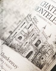 "2017 Chateau Montelena, ""Estate"" Chardonnay"