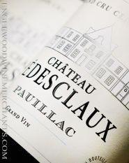 Chateau Pedesclaux, Bordeaux