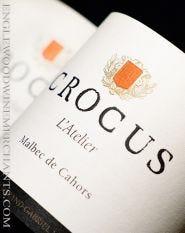 "Crocus, ""L'Atelier"" Malbec de Cahors"
