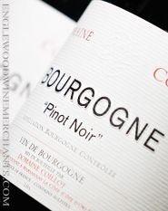 2017 Domaine Coillot, Bourgogne Rouge