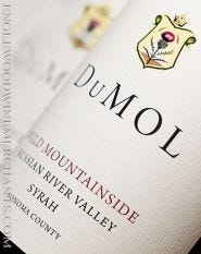 "DuMOL, ""Wild Mountainside"" Syrah"