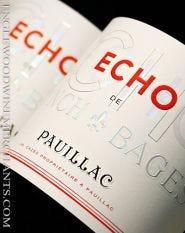 Echo de Lynch-Bages, Bordeaux