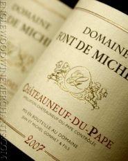 Domaine Font de Michelle, CDP