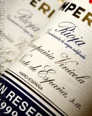 """2011 CVNE, """"Imperial"""" Gran Reserva Rioja"""
