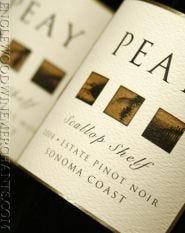 Peay Vineyards, Pinot Noir