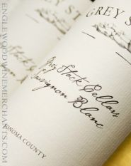 Grey Stack, Sauvignon Blanc