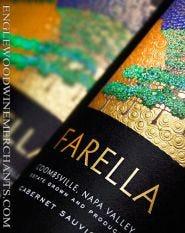 2015 Farella, Cabernet Sauvignon Coombsville, Napa Valley