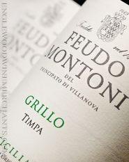 """2017 Feudo Montoni, Grillo """"Timpa"""""""