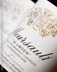 "2015 Paul Garaudet, Meursault ""Le Limozin"""