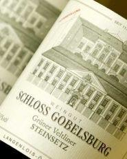 "Schloss Gobelsburg, ""Steinsetz"" Gruner Veltliner"