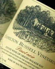 Hamilton Russell, Pinot Noir