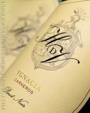 """Hyde de Villaine (HdV), """"Ygnacia"""" Pinot Noir"""