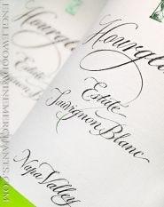 """Hourglass, """"Estate"""" Sauvignon Blanc"""