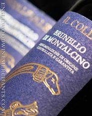 Il Colle, Brunello di Montalcino