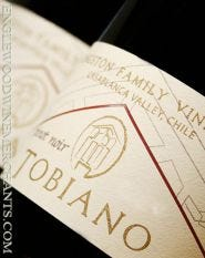 Kingston Tobiano, Pinot Noir