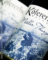 KOFERERHOF, Muller-Thurgau