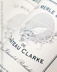 2017 Le Merle Blanc de Chateau Clarke