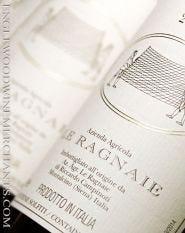 Le Ragnaie, Brunello di Montalcino