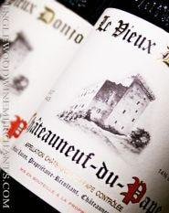 Le Vieux Donjon, Chateauneuf-du-Pape