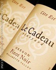 Le Cadeau, Côte Est Pinot Noir