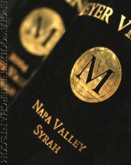 Meyer Vineyards, Syrah